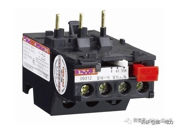 热继电器的作用是什么(热继电器实物接线图)