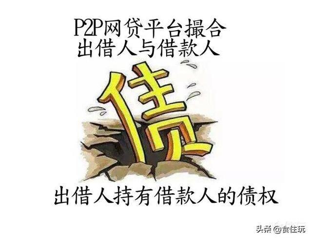 p2p是什么意思(通俗讲p2p的含义)插图(1)