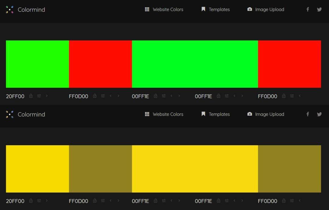 高级UI设计师如何为色盲用户更容易用UI界面