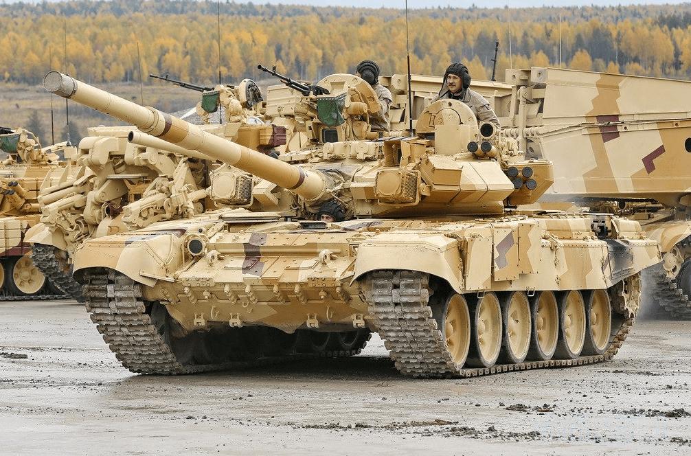 T-90采购计划庞大,埃及加快脚步,以色列表示担忧!