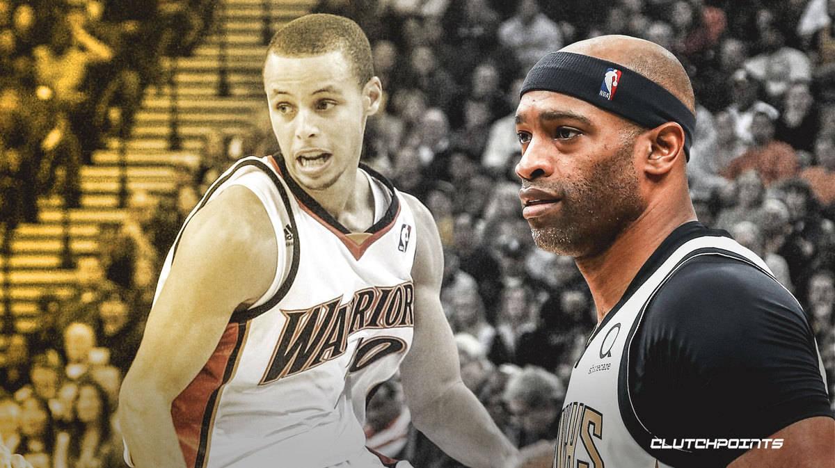 卡特:库里小时候就是训练狂魔 注定成为NBA球员