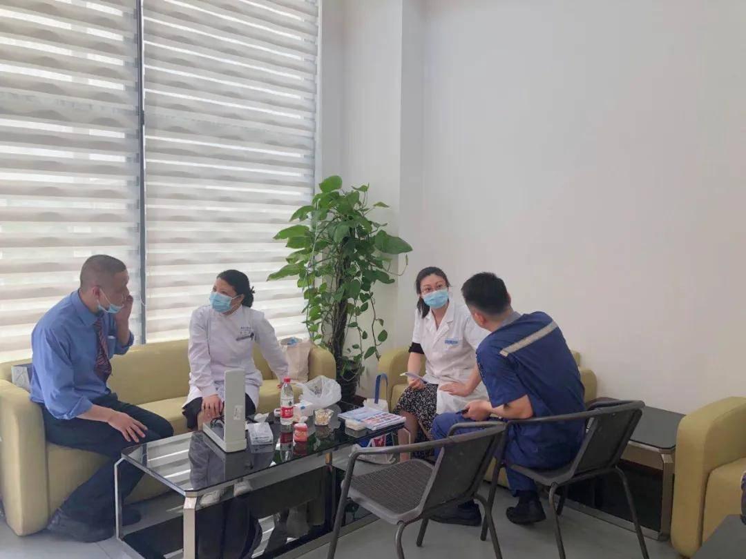 上海海华医院为企业发展保驾护航!