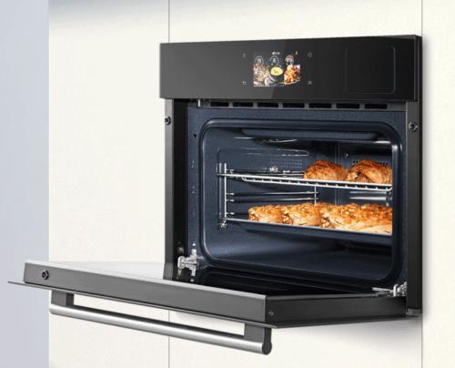 空间减半美味升级,老板蒸烤一体机C906让你和美食零距离