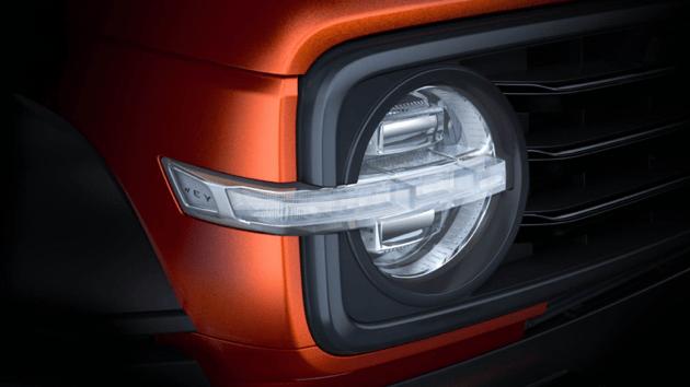 定位硬派越野 WEY全新SUV更多细节曝光-XI全网