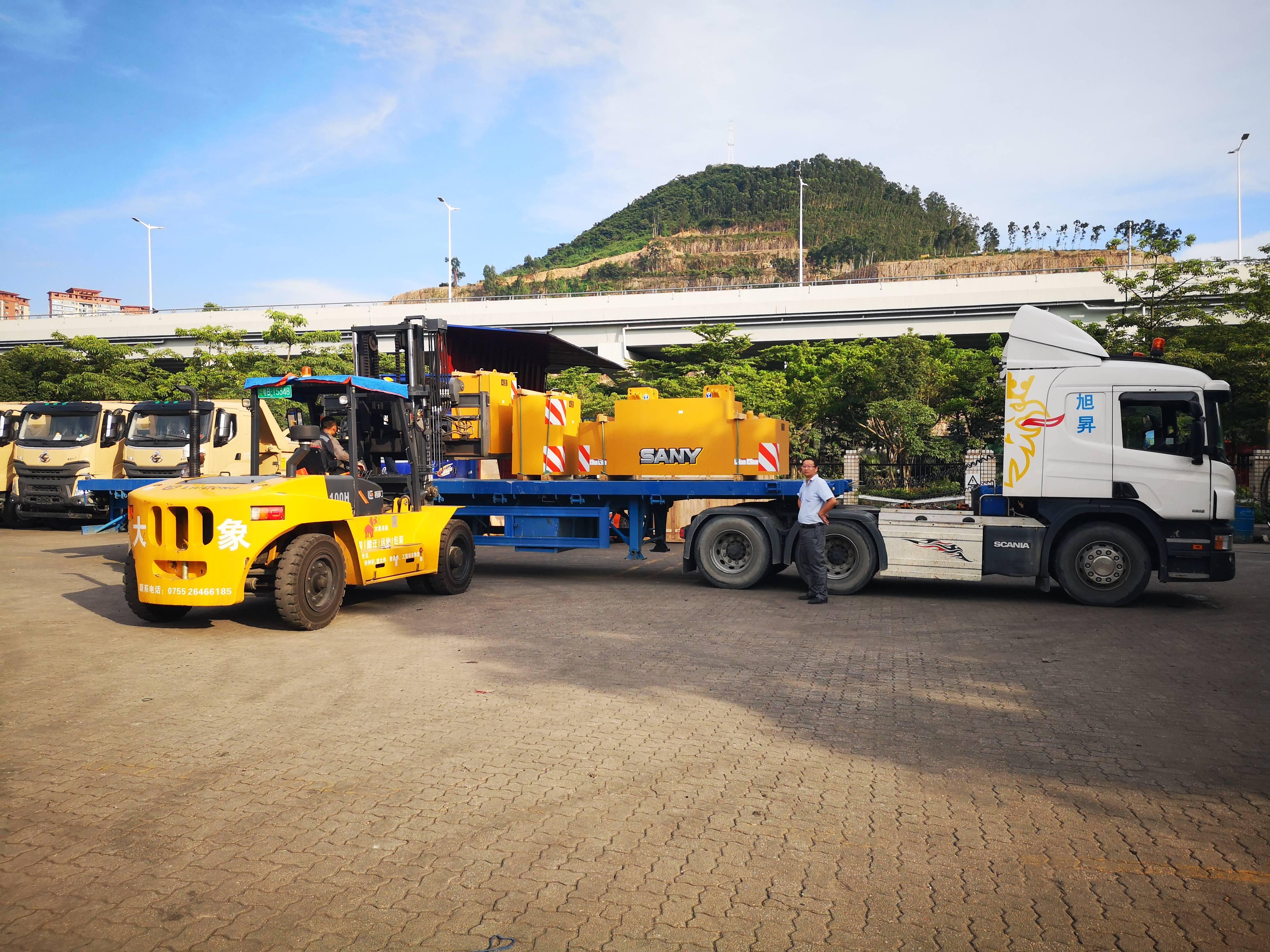 钢材运输香港专线,钢材运输到香港