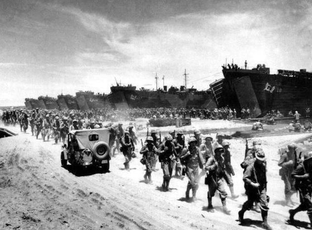 唯一拒绝日本投降国家,20万日军被扫射剩1万,至今都令日本忌惮
