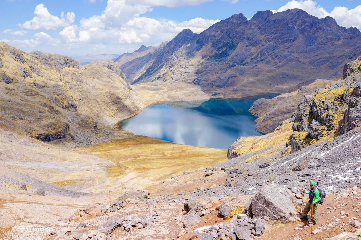 走安第斯山鹰之路,邂逅绝美高原湖!