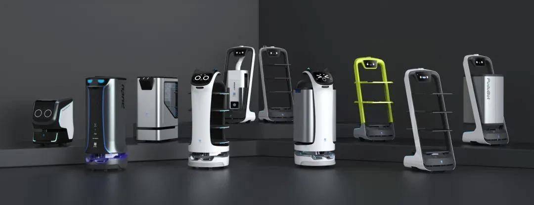 配送机器人企业普渡科技完成近亿元B+轮融资,红杉资本中国基金领投