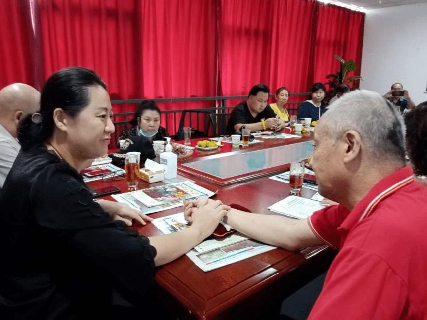 中华志愿者会员义诊活动在郑州隆重举行