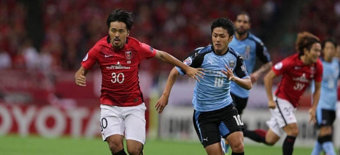 【七星直播】14日足球离散:周三日韩+FIFA组合,浦和红钻客场抢分