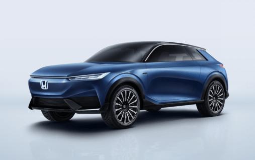 Honda中国首款纯电动看法车亮相北京车展