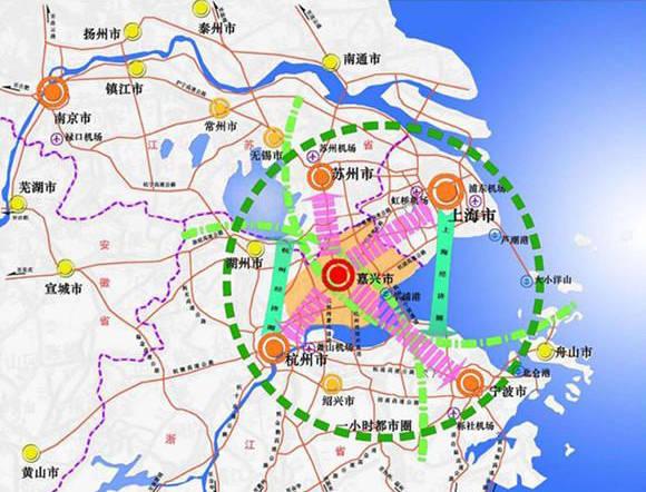 上海地铁再跨省,落后十二年的嘉兴能追上苏州吗插图(8)