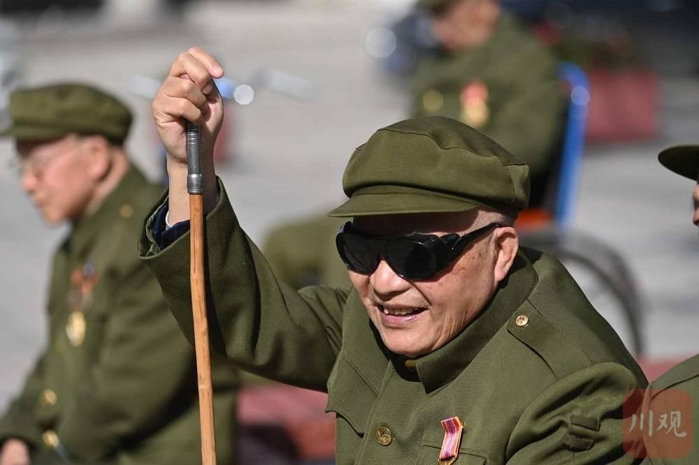 视频丨独家揭秘总书记回信的四川省革命伤残军人休养院