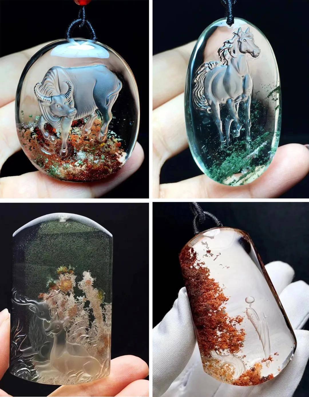水晶可不是随便乱戴的!快来看看属于你的能量水晶是什么?