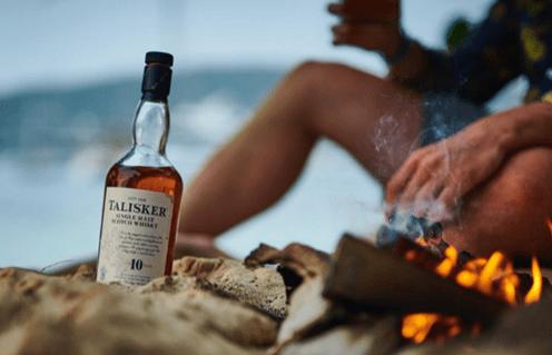 泰斯卡单一麦芽威士忌与PARLEY FOR THE OCEANS携手合作——支持海洋生态系统保护