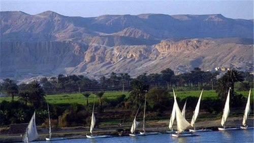世界上最长的河流 非洲尼罗河(全长6750千米) 网络快讯 第1张