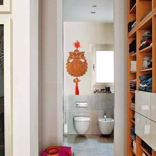 厕所安在以下说的方位即漏财又漏人!