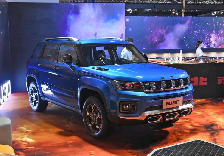 11月18日预售 北京BJ30配置信息公布-亚博集团|官网