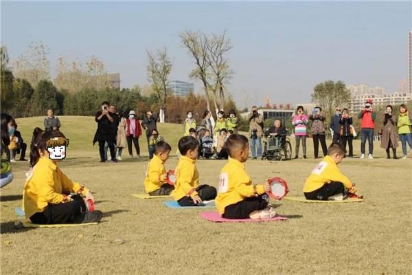 中建三局二公司华东公司携手春芽协会举办第八届蜗牛运动会