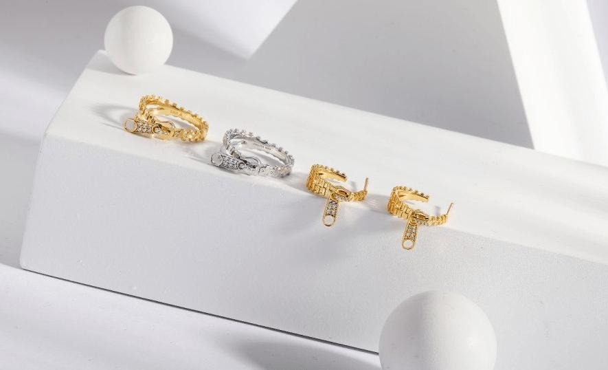 ANNAYA推出全新拉链系列珠宝Zipper Collection 前卫态度融合华丽质感,开启多面闪