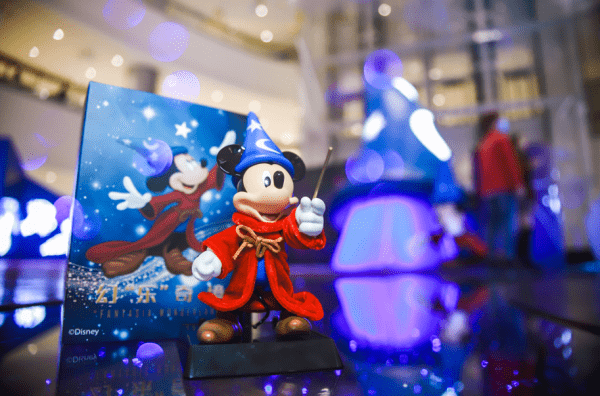 """长沙IFS与迪士尼共同打造幻""""乐""""奇境"""