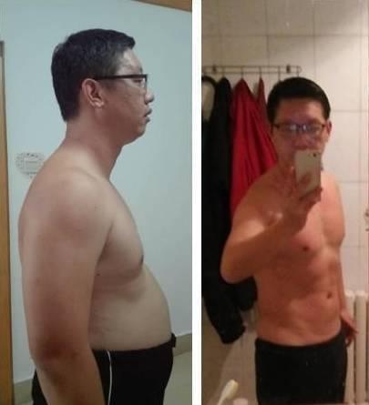 每天坚持跑步能减肥吗(夜跑一年变化真的很大吗)插图(1)