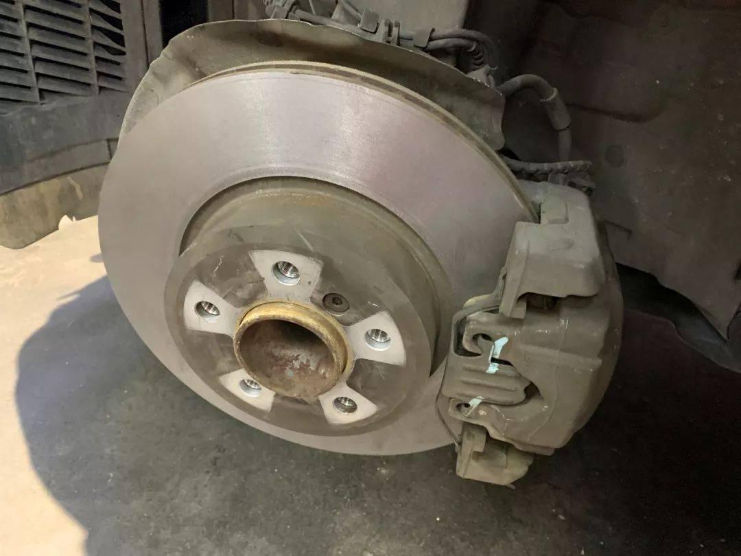刹车盘多少钱(刹车盘怎么确定要换呢)插图(10)