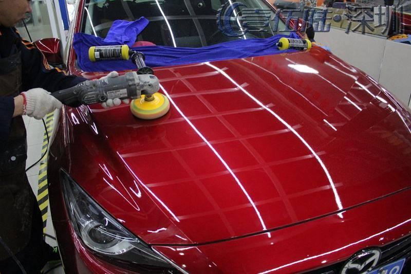 刚买的新车需要镀晶吗(汽车镀晶贵不贵)插图(1)
