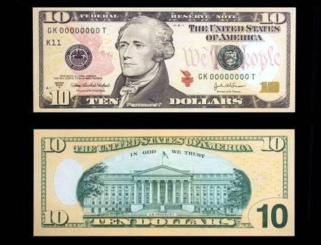 美元最大面值是多少(为什么美元头像不是总统呢)插图(5)