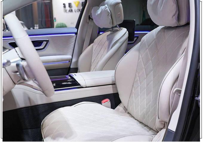 新旅程2021款进口奔驰S350 S400 S500