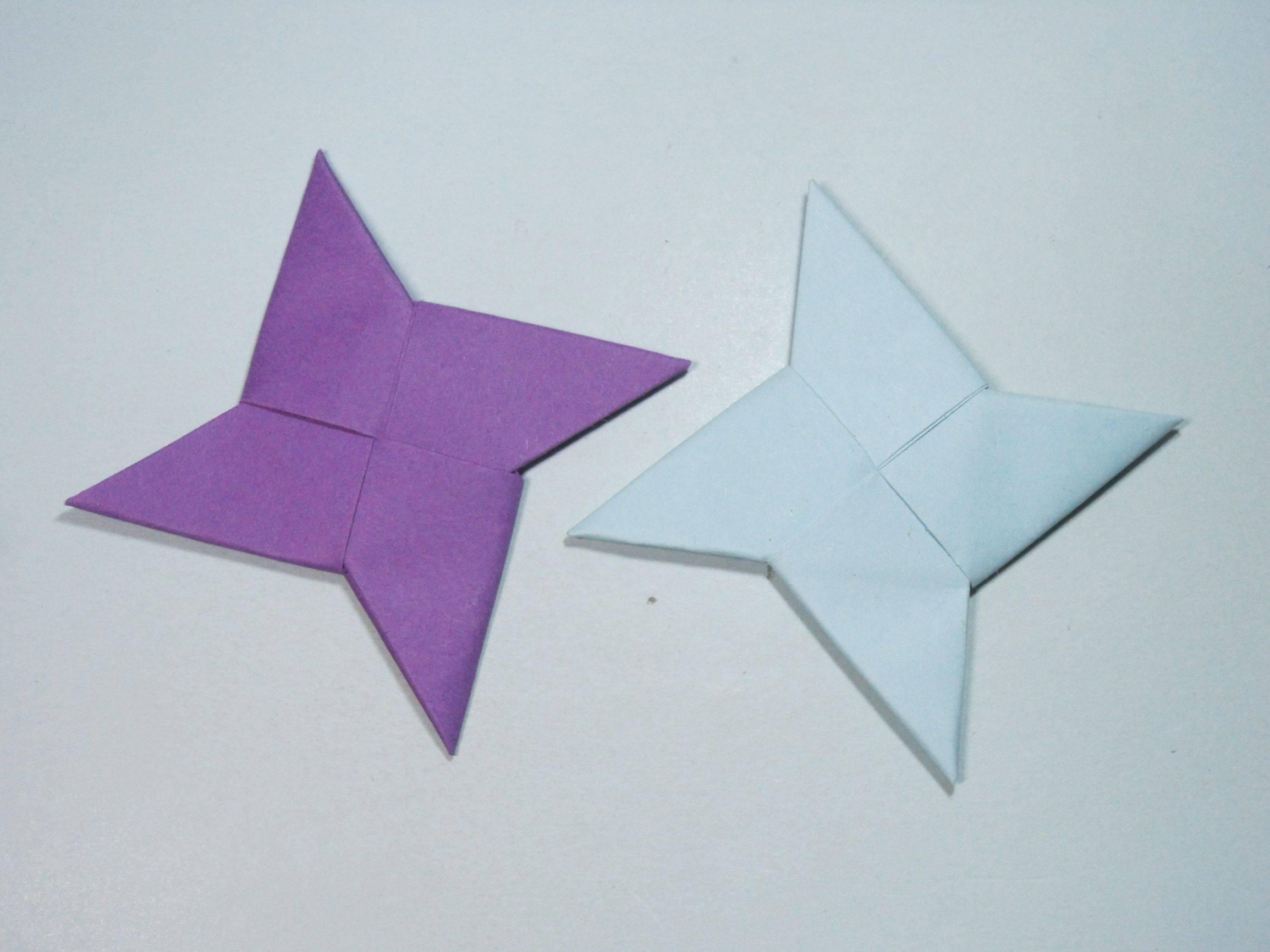 三角飞镖怎么折7步(简单飞镖的折法步骤图解)插图