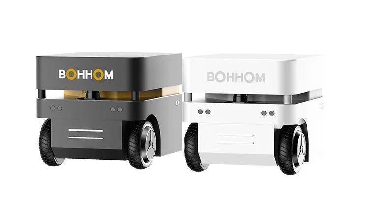 无刷电机减速箱,满足室内机器人移动需求,博时捷智能移动底盘低价好用_功能