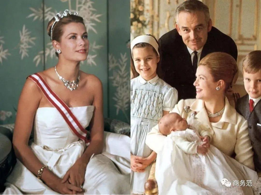 最美摩纳哥王妃衣橱有多美?背爱马仕穿Dior,珠宝被梵克雅宝、卡地亚承包了…