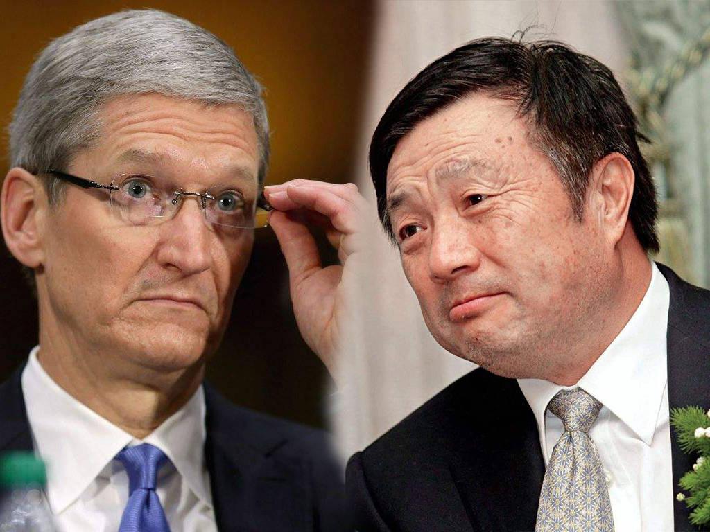 曾9天夺下全球第一,苹果12终于被打败,国产5G手机崛起了?