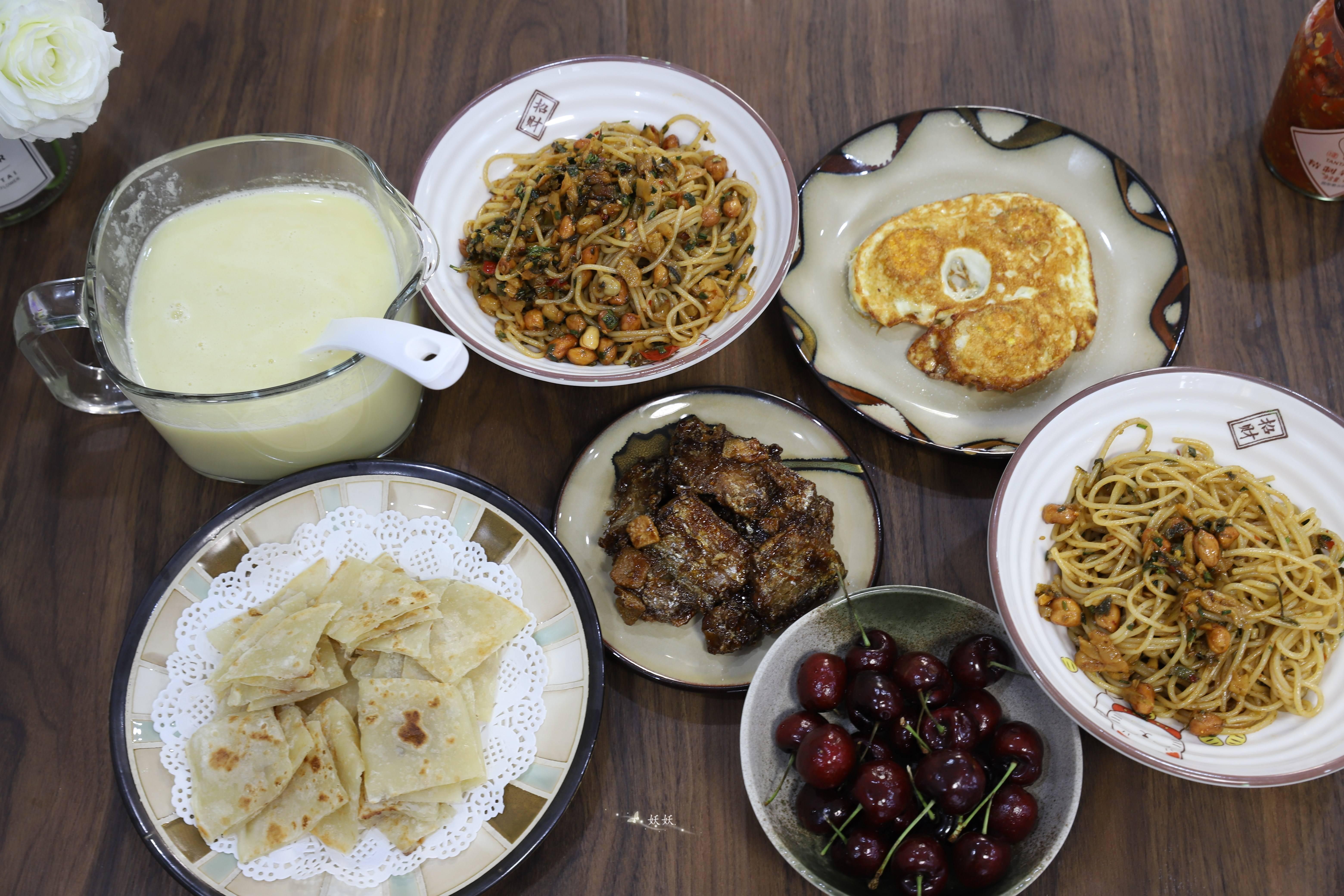 无需早起,给家人做个快手早餐,丰盛可口,20分钟上桌