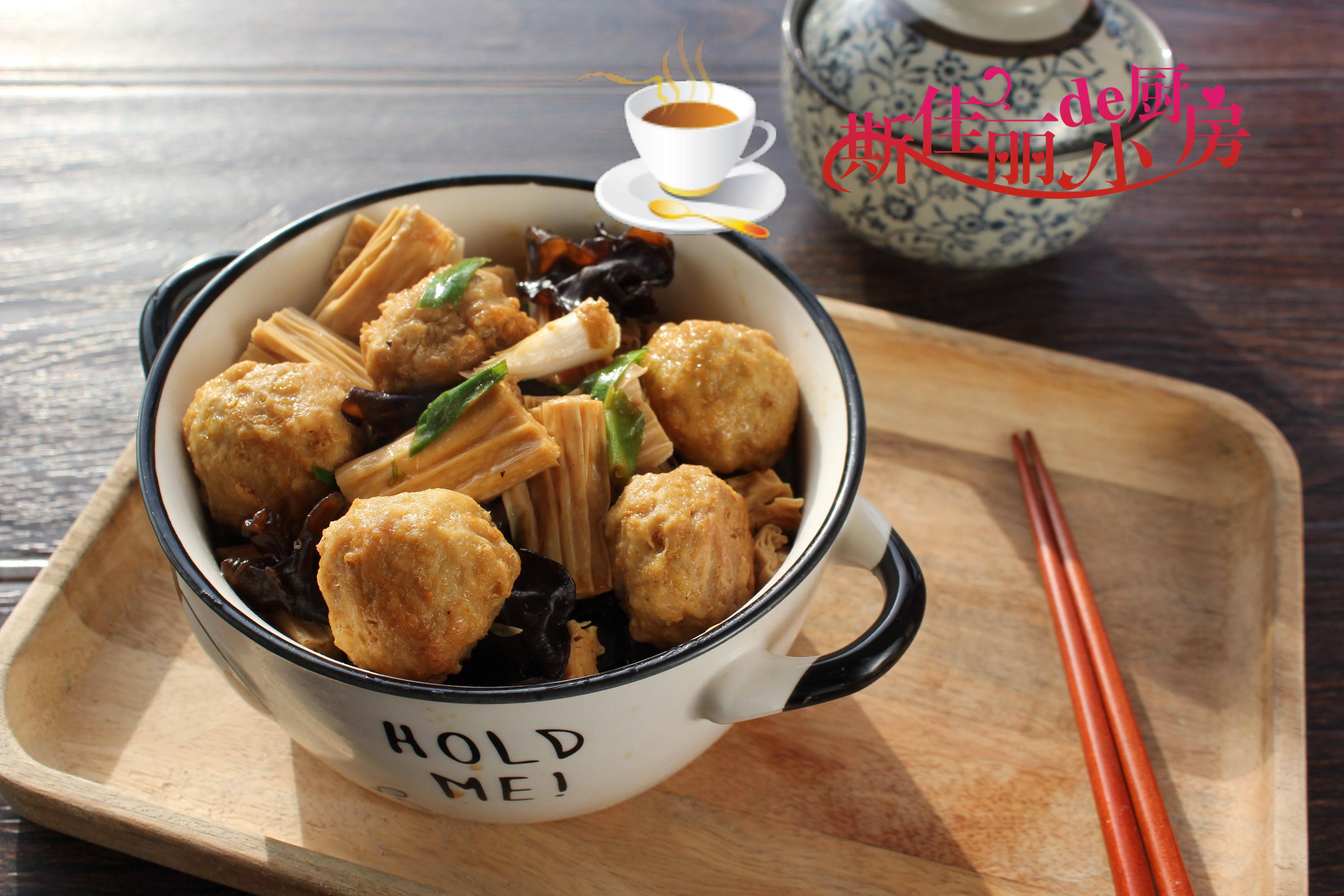 天冷就馋这一锅热乎乎的炖菜,荤素一锅出,营养又美味,驱寒暖胃