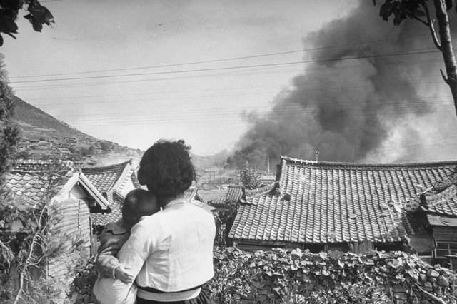 志愿军老兵回忆:朝鲜百姓都住在地下,为了一口铁