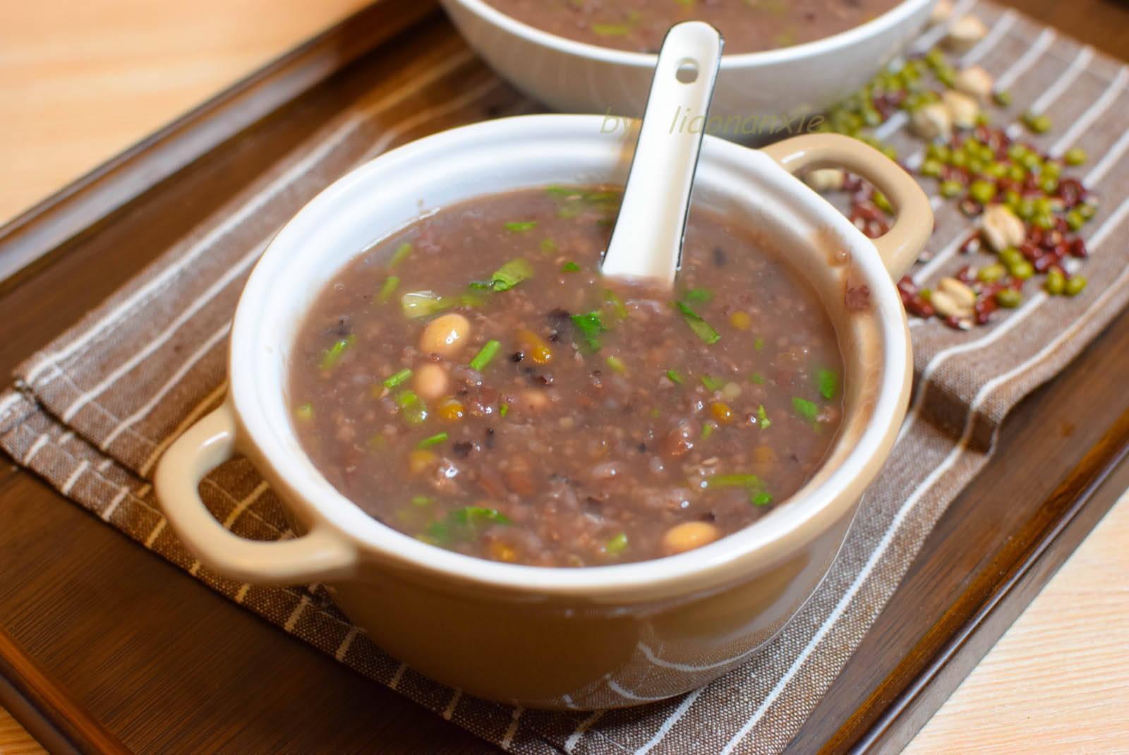 腊八节到了,喝咸粥还是甜粥?分享快速煮粥的方法
