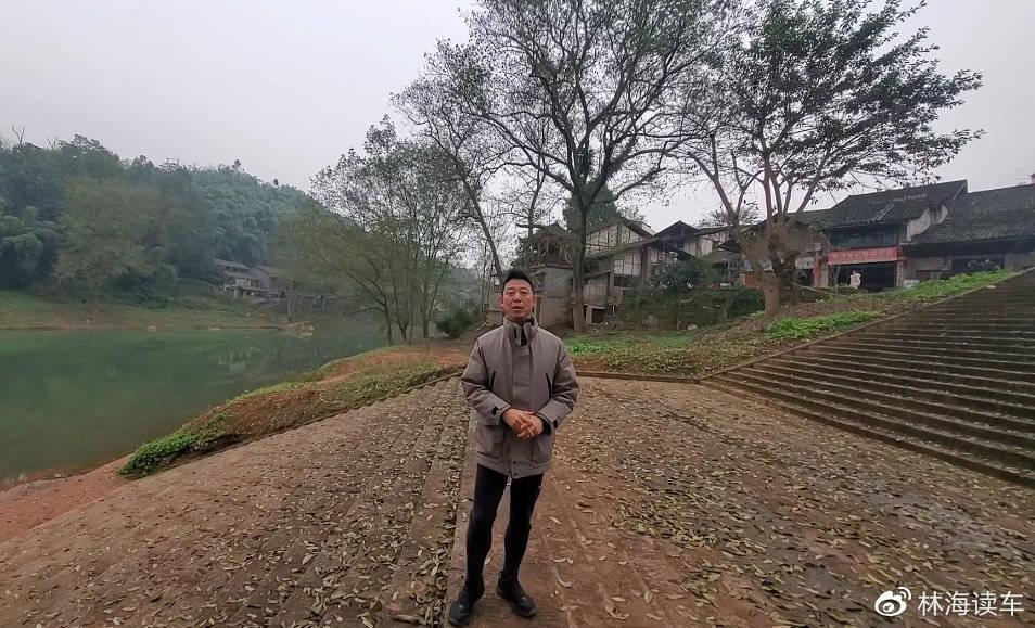 有意思的古镇,离重庆80公里(视频)