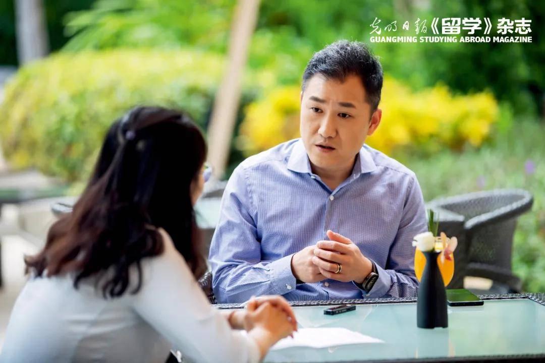 原创             用教育和考试改变世界 | 专访培生国际资质认证与技能评估大中华区总监高建军