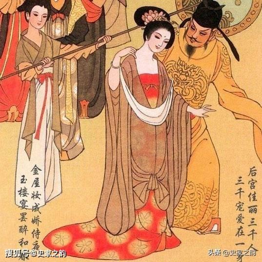 杨贵妃宠冠后宫多年,为何却没有被唐玄宗册封为