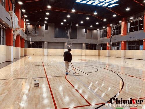 体育运动木地板翻新能达到更换颜色的效果吗?