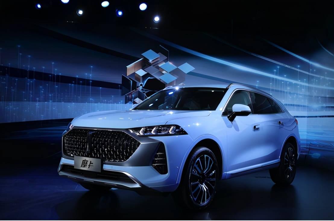 车圈新物种何种模样?WEY品牌新一代智能汽车摩卡霸气来袭