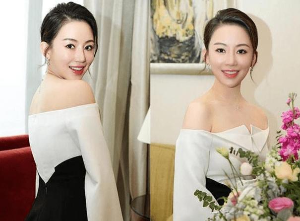 性感火辣的潘晓婷,37岁现晒亲密合照,男星:带她体验热情和风情
