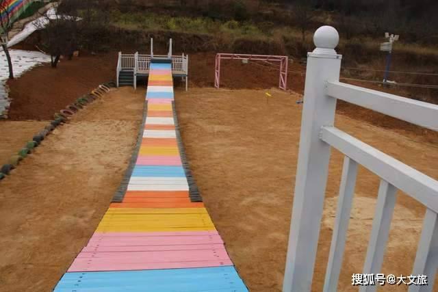原创周边游、亲子游的好去处!昆明西山区名花谷彩虹沙滩乐园正式营业