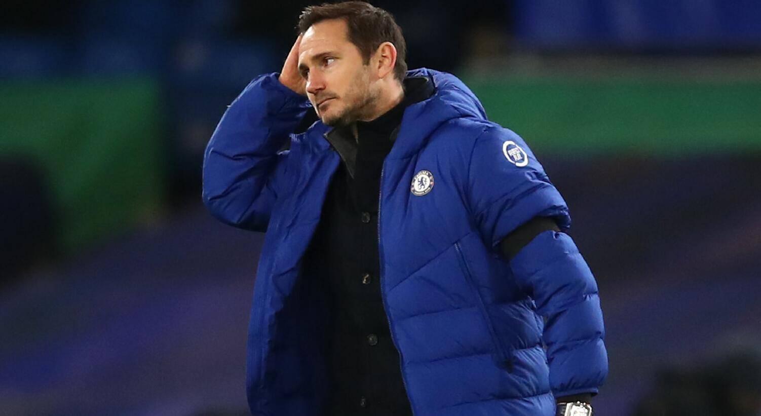 英媒:切尔西即将解雇兰帕德 已暂停球队训练