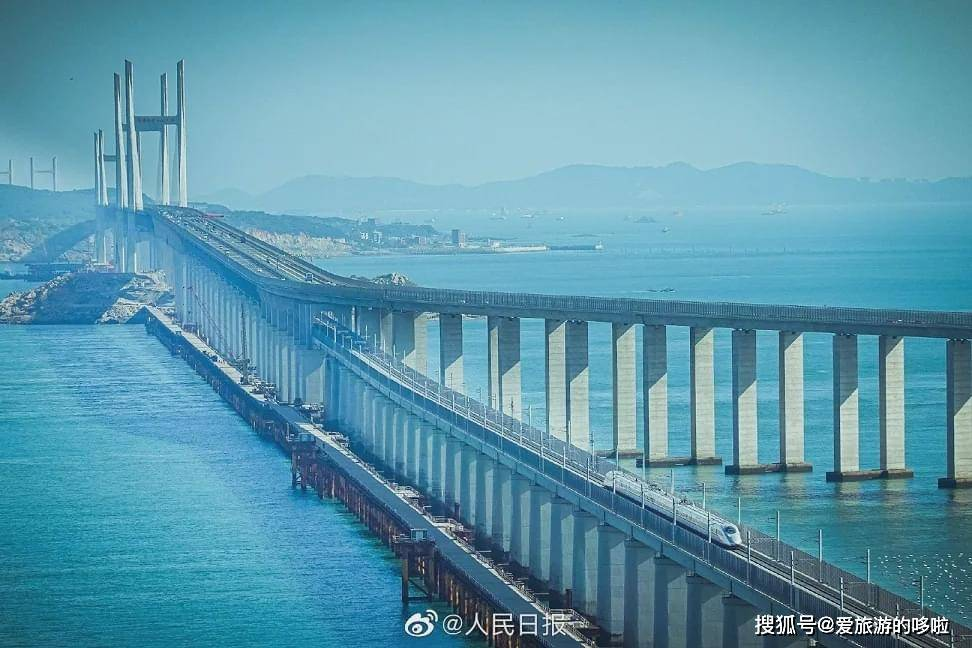 """斥资257亿打造""""海上最美高铁""""后,这个小岛比厦门鼓浪屿还好玩"""