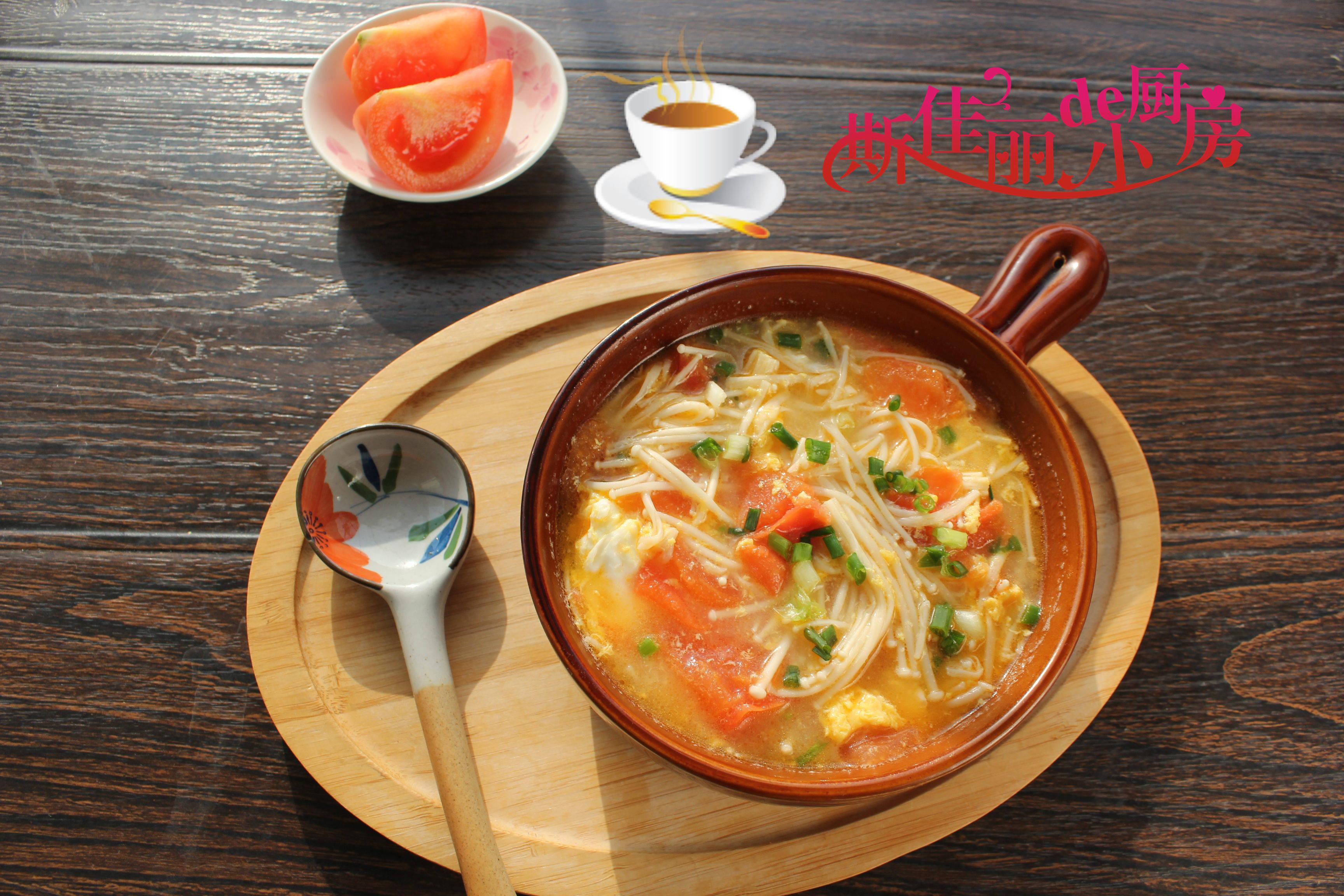 天冷要多喝汤,这汤好喝好做,5元做一锅全家喝个够,鲜美又便宜