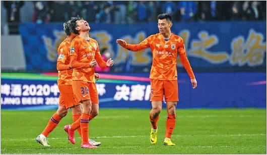 新赛季中超共有4支球队参与亚冠比赛,其间山东泰山队