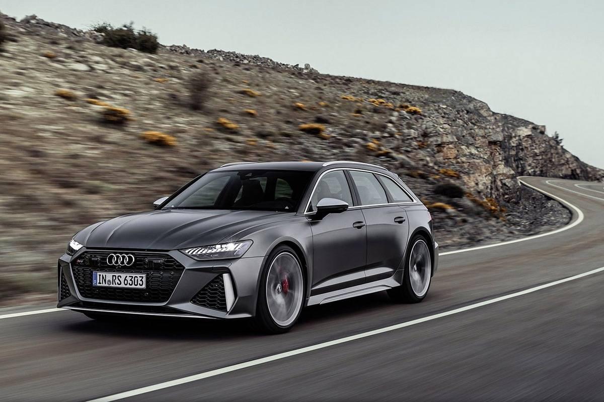 新RS 6售142.88万起 Audi Sport高性能家族多款新车上市